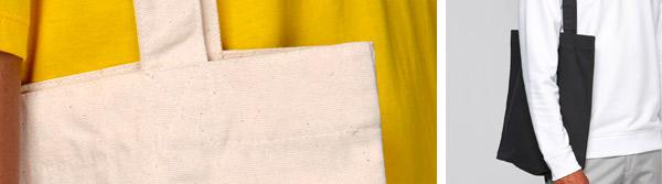 Sac en tissu 100% coton